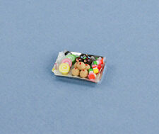 1:12 Scale Dollhouse Miniature Filled Candy/Dessert Bakery Tray #D2318-80