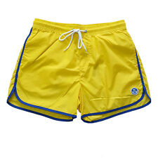 Boxer mare North Sails uomo 67 3310 VOLLEY W/PATCH costume piscina GIALLO pantal
