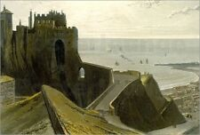 Poster / Leinwandbild Dover Castle, from 'A Voyage Around Grea... - W. Daniell