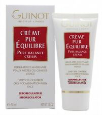 GUINOT CREME PUR EQUILIBRE PURE BALANCE CREAM - WOMEN'S FOR HER. NEW