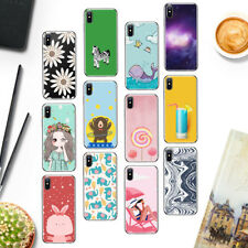 New Christmas Patterned Soft Rubber Back Custodie Case Cover For iPhone 6 7 Plus