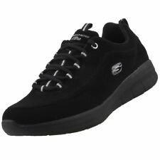 New Skechers Ladies' Shoes Shoes Trainers Synergy Trainers Lace Up Leisure