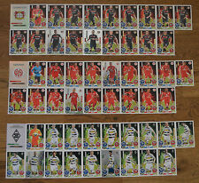 MATCH ATTAX 16/17 MAPPE BASE SCEGLIERE nr. 217 - 270 TOPPS 2016/2017