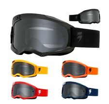 Shift WHIT3 LABEL Brille MX Crossbrille getönt Motocross Enduro