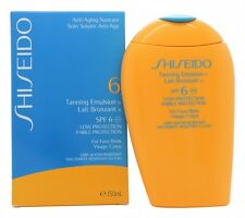 SHISEIDO TANNING EMULSION. NEW. FREE SHIPPING