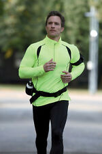 Precision Running Long Sleeve Running Shirt (Turtle Neck) Gym Training