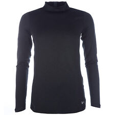 Under Armour Damen ColdGear Armour Mock Top