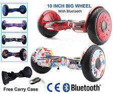 "6.5""/10"" Bluetooth Eléctrico Scooter Balance Overboard self balancing Monociclo"