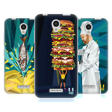 HEAD CASE DESIGNS PROFESSION INSPIRED - FOOD LEAGUES GEL CASE FOR LENOVO A PLUS