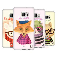 HEAD CASE DESIGNS HIPSTER ANIMALS IN WATERCOLOR SOFT GEL CASE FOR HTC U ULTRA