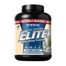 Dymatize Nutrition Todo Natural, Elite Whey 2.2kg/2268g/68 servings-all Sabores