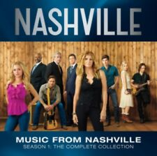 Various Artists - Music Of Nashville Season One: The Complete Colección NUEVO CD
