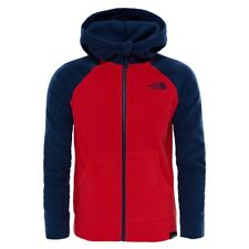 Kids - The North Face Glacier Full Zip Hoodie Boys Chaquetas forro polar