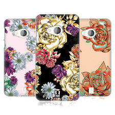 HEAD CASE DESIGNS BOLD FLORAL PRINTS HARD BACK CASE FOR HTC U PLAY