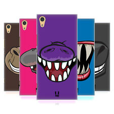 HEAD CASE DESIGNS GRINS HARD BACK CASE FOR SONY XPERIA XA1 ULTRA / DUAL