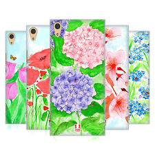 HEAD CASE DESIGNS SPRING FLOWERS HARD BACK CASE FOR SONY XPERIA XA1 ULTRA / DUAL
