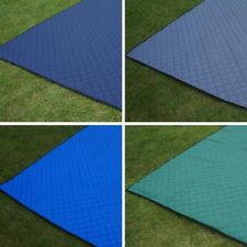 Extra Large Waterproof Quilted Picnic Blanket 1.5M x 2M