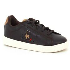 Le Coq Sportif Courtone S Leather Craft Turnschuhe
