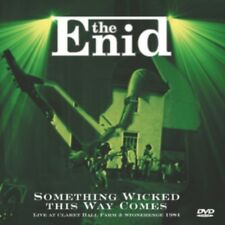 Enid, The - Something Wicked This Way COME NUOVO CD