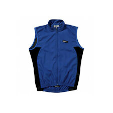 NEW SANTINI SUSHI LIGHTWEIGHT WINDPROOF CYCLING VEST GILET - ROYAL - REDUCED!