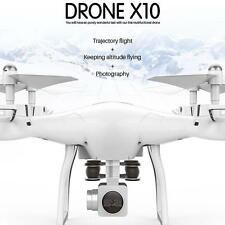Drone X10 2.4Ghz RC Quadcopter 0.3MP Kamera WIFI FPV Kopfloser Mode Höhe Hold