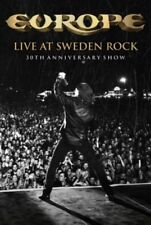 Europe - Live At Sweden Rock - 30th anniversaire SHOW Neuf DVD
