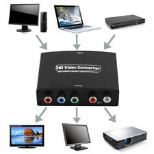 Best HDMI to RGB Component (YPbPr) Video +R/L Audio Adapter Converter HD TV XH