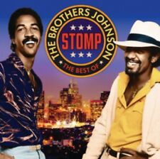 Los Hermanos Johnson - Stomp: The Very Best Of NUEVO CD