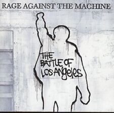 RAGE AGAINST THE MACHINE - THE BATTLE OF LOS ANG NUOVO CD