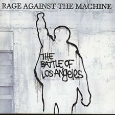 Rage Against the Machine - The Battle of Los Ang NUEVO CD