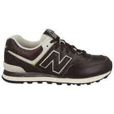 New Balance CLASSIC LEATHER ML574LUA MARRONE Marrone mod. ML574LUA
