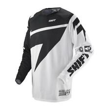 Shift Motocross Jersey - Faction - Skylab - schwarz-weiß Motocross Enduro MX Cro
