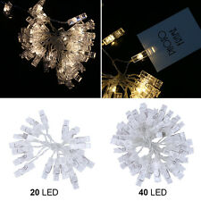 USB Powered String 20 LED Christmas Tree Fairy Party Lights Lamp Xmas Waterproof