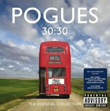 Pogues - 30:30 The Essential Collection neuf x2 CD
