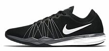Nike mujer Zapatos running WMNS DUAL FUSION TR Golpear negro/blanco / Gris