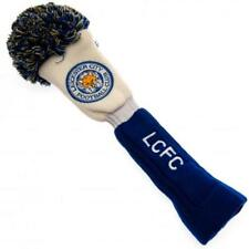 Leicester City Fc Headcover Pompom (Driver) Golf Club Wood Cover