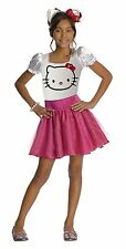 Rubies: Hello Kitty Child modelo 3/884752 DISFRAZ INFANTIL GATITO CAT Traje