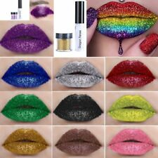 Waterproof Matte Liquid Lipstick Beauty Makeup Lip Gloss Eye Shadow Women Party