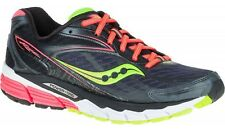 Saucony Zapatillas Para Andar Damas Ride 8W Midnight / Coral / Cidra