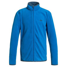 Quiksilver Boys Blue Mission Zip-Up Polar Fleece EQBPF03002 new with tags age 12