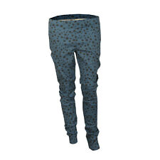 Ladies Vero Moda Lovely Star Leggings In Blue/Black From Get The Label