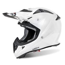 AIROH AVIATOR COLOR Motocross Kinder Helm 2018 - weiss gloss Motocross Enduro MX
