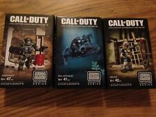 Mega Bloks Call of Duty Collector Construction Set Series Build Toy COD Sets