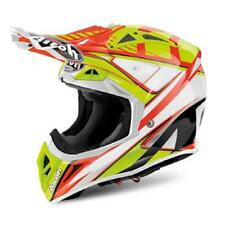 AIROH AVIATOR 2.2 Doppio Casco da motocross 2018 - Orange LUCENTEZZA ENDURO MX