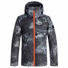 Quiksilver Tr Mission Printed Youth Giacche shell