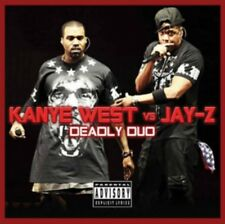 Kanye West Vs Jay - Z - Deadly Duo NUEVO CD