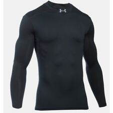 Under Armour Uomo Coldgear Infrared Storm PROTEZIONE Elements Mock Baselayer (