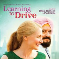 dhani HARRISON E PAUL Hicks - Learning to Drive NUOVO CD