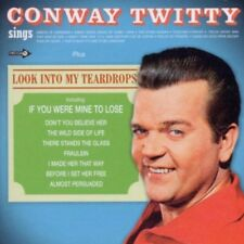 Conway Twitty - conway Twitty Sings - Look Int NOUVEAU CD