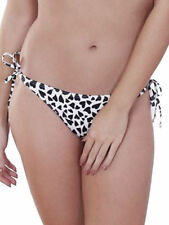 Lepel Big Heart Tie Side Bikini Brief Bottoms 10 12 14 16 18 Beachwear 0834920